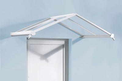 Vordächer aus Aluminium